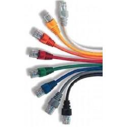 OEM patch kábel Cat5E, FTP - 0,5m , zelený PKOEM-FTP5E-005-GN