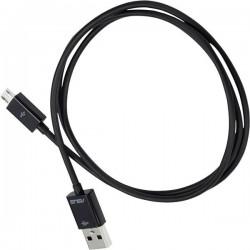 ASUS USB kábel napájací USB A TO MICRO USB B 5P -čierny B14G000515821