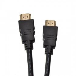 Solight HDMI kábel s Ethernetom, HDMI 1.4 A konektor - HDMI 1.4 A konektor, blister, 1m SSV1201