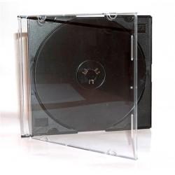 Obal na 1 médium, 5,2mm, slim, čierny tray. SKITOBAL27036