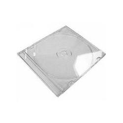 Box na 1 CD, hrubý, priehľadný SKIT27010