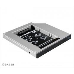 """AKASA AK-AK-OA2SDE-BKV2 N.Stor, for 2,5"""" SATA/SSD to IDE"""