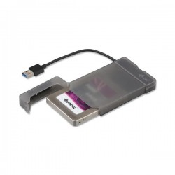 "i-tec MYSAFE Easy 2,5"" USB 3.0 black MYSAFEU313"
