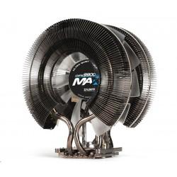 ZALMAN chladič CPU CNPS9900 MAX (BLUE) tichý 135mm PWM, Cu heatpipe, LED, soc. 1150/1151/1156/1366/2011v3/AM4/AM3/FM2+