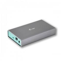 "i-tec MySafe USB-C 3.5"" SATA HDD Metal External case 10Gbps C31MYSAFE35"