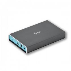 "i-tec MySafe USB-C 2.5"" SATA HDD/SSD Metal External case 10Gbps C31MYSAFEU315"