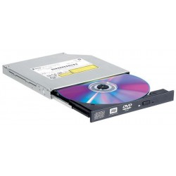 LG DVD+/-RW/ -RAM GTC0N, DL, slim, pre NTB, čierna GTC0N.AUAA10B