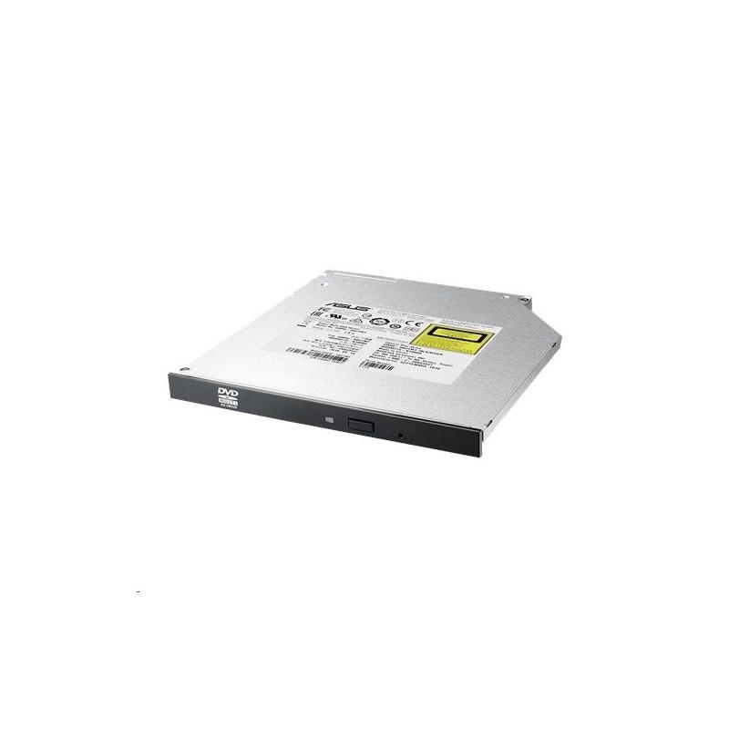 ASUS DVDRW SDRW-08U1MT slim NTB, 8x, čierna, bulk 90DD027X-B10000