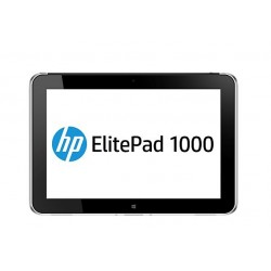 HP ElitePad 1000 G2, Z3795, 10.1 WUXGA Touch, 4GB, 128GB, a/b/g/n, BT, W8.1Pro + USB adapter G6X12AW#BCM