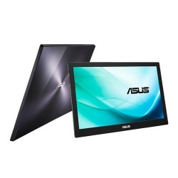 "ASUS MB169B+ 15,6"" IPS prenosný USB monitor 1920x1080 700:1 14ms 200cd USB3.0 čierny 90LM0183-B01170"