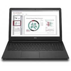 "DELL Vostro 3568/i3-6006U/4GB/1TB/DVD-RW/Intel HD/15,6"" FHD/Ubuntu Linux/Black 3568-5712"