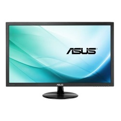 "ASUS VP247H GAMING 24""W LCD LED 1920x1080 Full HD 100mil:1 1ms 250cd DVI 2xHDMI D-Sub Repro čierny 90LM01L0-B01170"