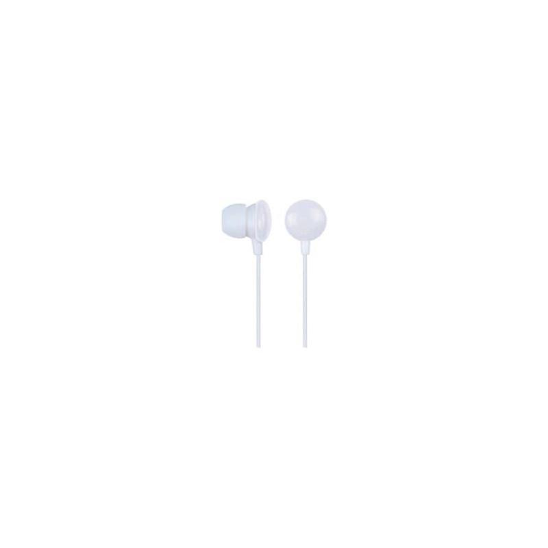 Sluchátka GEMBIRD MHP-EP-001 pro MP3, bílá MHP-EP-001-W