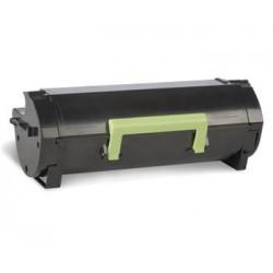 60x Black Toner Cartridge Extra High Corporate - 20 000 stran 60F2X0E