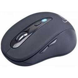 Myš Gembird MUSWB2 Bluetooth, USB, černá MYS054232