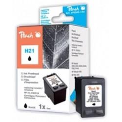 PEACH kompatibilní cartridge HP C9351A No.21, Black, 21 ml 313168