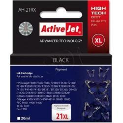 ActiveJet Ink cartridge HP 9351 Bk ref. no21 - 20 ml     AH-21RX...
