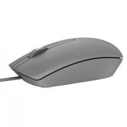Dell optická myš MS116 (2 tlačítka + rolovací) USB šedá 570-AAIT