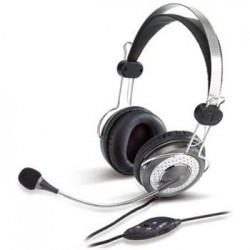 Genius headset HS-04SU (sluchátka + mikrofon) 31710045100