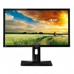 "Acer CB281HKbmjdpr 28"" LED 3840x2160 100M:1 1ms 300cd HDMI DP DVI Pivot repro cierny UM.PB1EE.001"