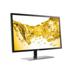 "AOC U2879VF 28""W LED 3840x2160 80 000 000:1 1ms 300cd HDMI DP DVI..."