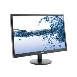 "AOC E2270SWDN 21.5""W LED 1920x1080 20 000 000:1 5ms 200cd DVI cierny"