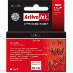 ActiveJet Ink cartridge Canon BCI-3e Bk - 26 ml AC-3eBk EXPACJACA0009