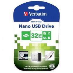 VERBATIM flashdisk 32GB USB 2.0 Store n Go NANO 98130