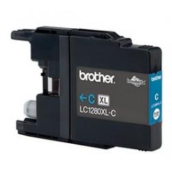 LC-1280XLC (ink. azurový, 1200 str. @ 5%) LC1280XLC