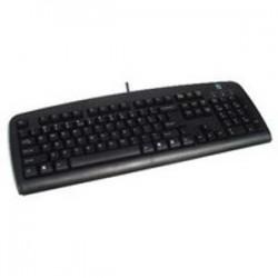 A4tech KB-720, tenká klávesnice, CZ/US, USB, černá KB-720 USB BLACK