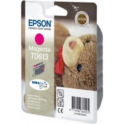 EPSON cartridge T0613 magenta (medvídek) C13T06134010