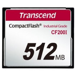 512MB INDUSTRIAL CF CARD (UDMA5) TS512MCF200I