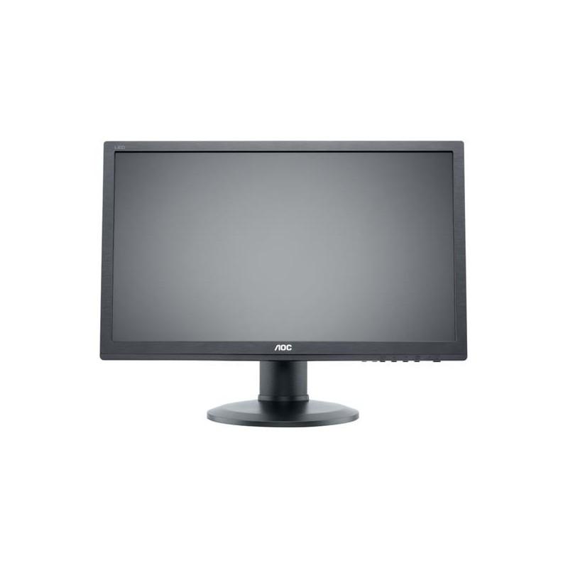 """AOC e2260Pda 22""""W LED 1680x1050 20 000 000:1 5ms 250cd DVI PIVOT repro cierny E2260PDA"""
