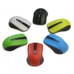 Myš Gembird MUS-101, modrá, USB MYS053266