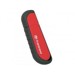 Transcend 16GB JetFlash V70, USB 2.0 flash disk, červený, odolá nárazu, tlaku, prachu i vodě TS16GJFV70