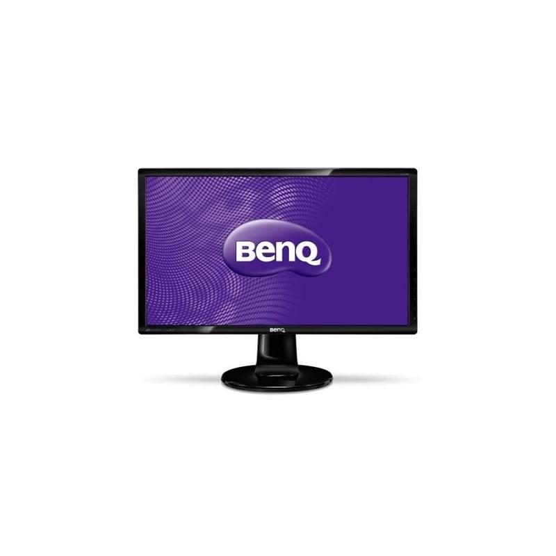 """BenQ GL2460HM 24"""" LED 1920x1080 12M:1 2ms 250cd HDMI DVI repro cierny 9H.LA7LB.RBE"""
