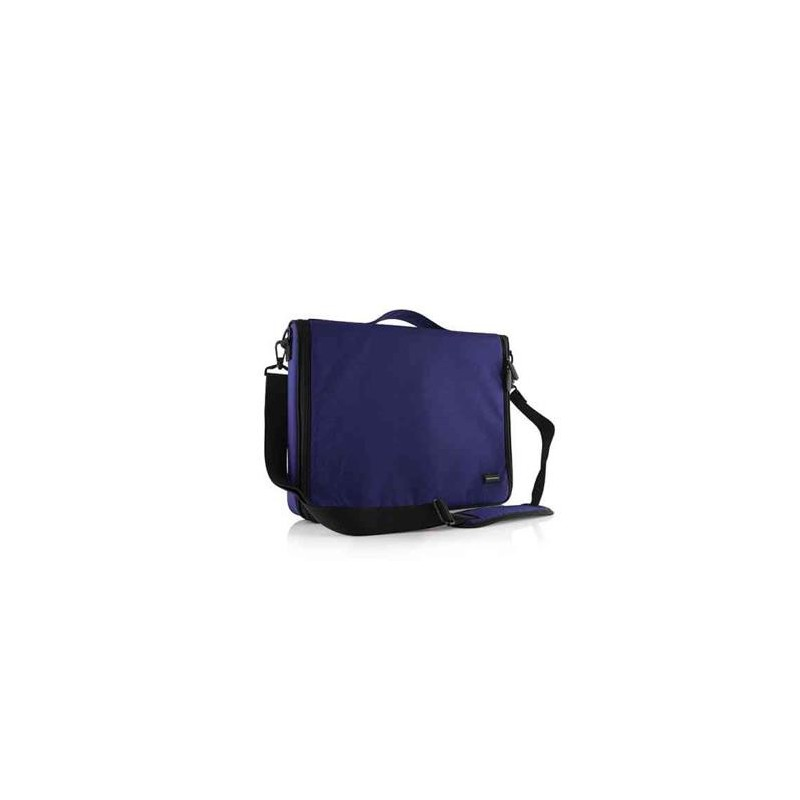 "Modecom brašna TORINO na notebooky do velikosti 15,6"" modrá TOR-MC-TORINO-15-BLU"