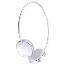 Sluchátka Gembird BHP-003 Bluetooth, stříbrná SLU051228
