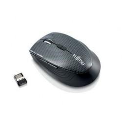 Fujitsu myš Wireless Mouse WL910, microreceiver, 1000/1500/2000dpi, 2x AA S26381-K465-L100