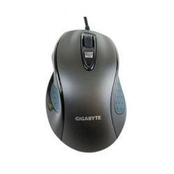 GIGABYTE Myš M6800, gaming, USB, Optical, 800/1600dpi, black GM-M6800