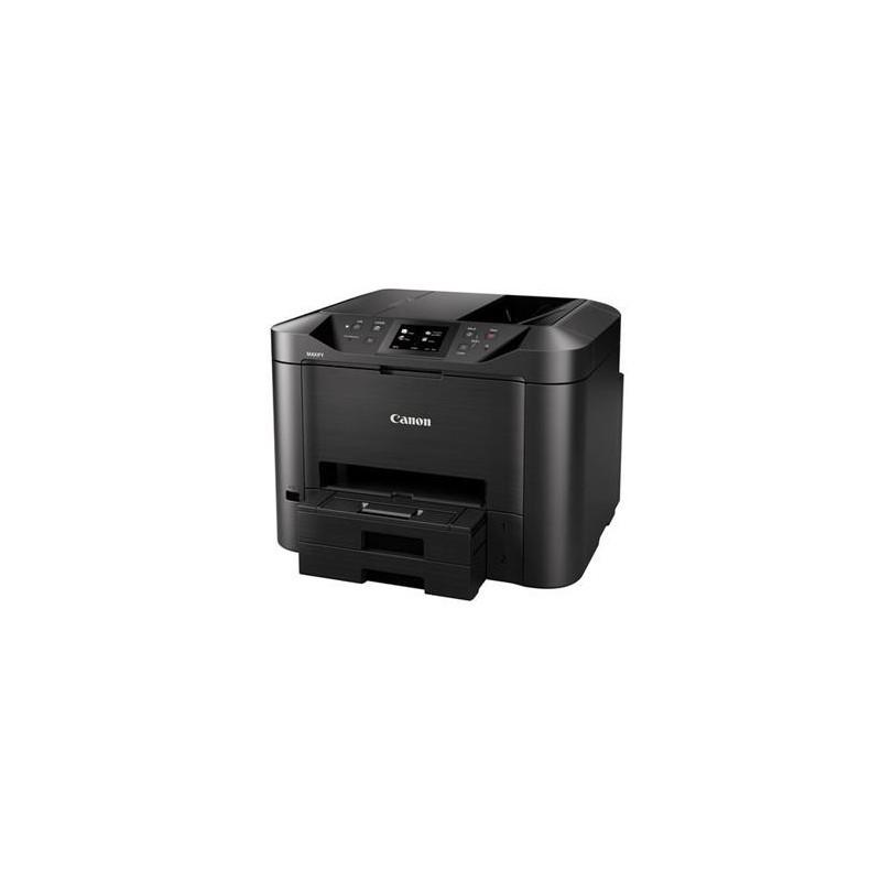 Canon MAXIFY MB5450 - PSCF/WiFi/AP/LAN/DADF/Duplex/CloudPS/USB 0971C009