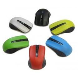 Myš GEMBIRD C-tech MUS-101, červená, USB MYS053267