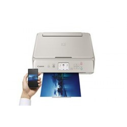 Canon PIXMA TS5053 - PSC/Wi-Fi/AP/WiFi-Direct/PictBridge/4800x1200/USB grey 1367C066