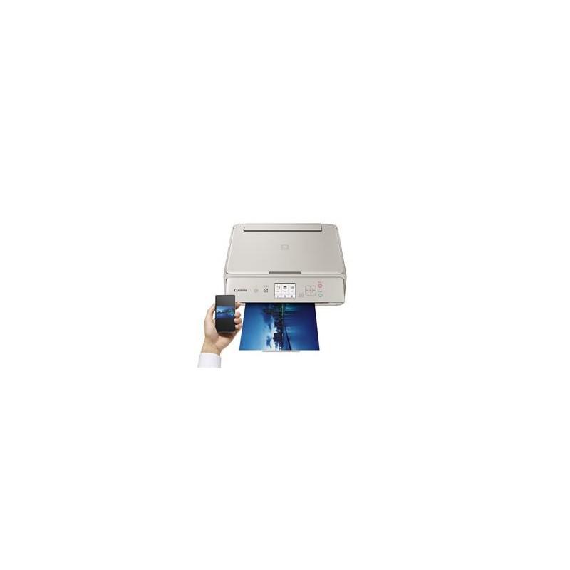 Canon PIXMA TS5053 - PSC/Wi-Fi/AP/WiFi-Direct/PictBridge/4800x1200/USB grey 1367C066