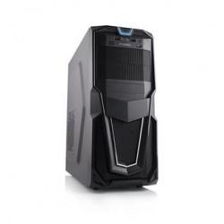 Modecom PC skříň LOGIC B26 MIDI, 1x USB 3.0, 2x USB 2.0 + audio HD, černá, bez zdroje AT-B026-10-0000000-0002