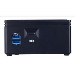 GIGABYTE BRIX BACE-3000, Intel Celeron® N3000, 1xSODIMM DDR3L, WiFi, BT, bez OS GB-BACE-3000