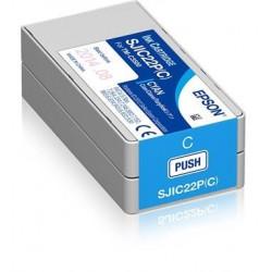EPSON cartridge S020602 cyan (C3500) C33S020602