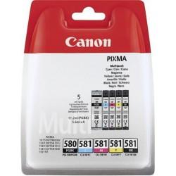 Canon cartridge INK PGI-580/CLI-581 BK/CMYK MULTI BL  2078C005