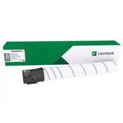 CS923, CX921, CX922, CX923, CX924 Yellow High Yield Toner Cartridge...