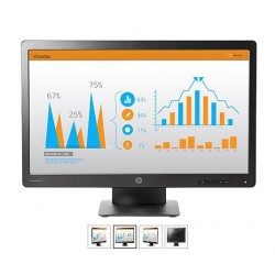 HP ProDisplay P232, 23, TN LED, 1920x1080 FHD, 1000:1, 5ms, 250cd, VGA, DP K7X31AA#ABB